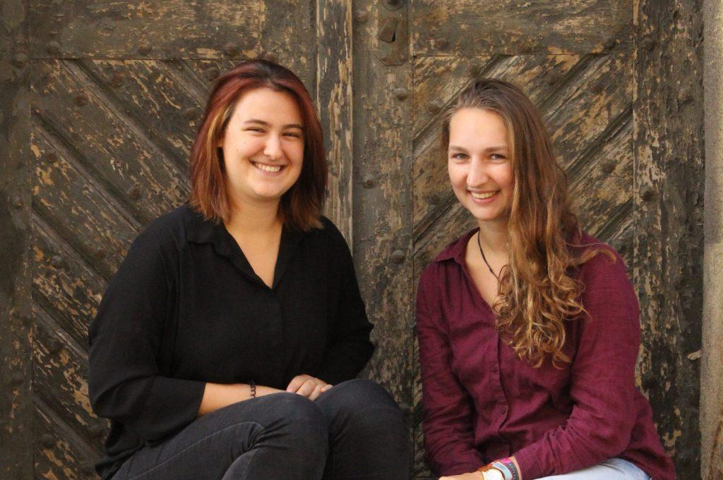Katharina und Anna